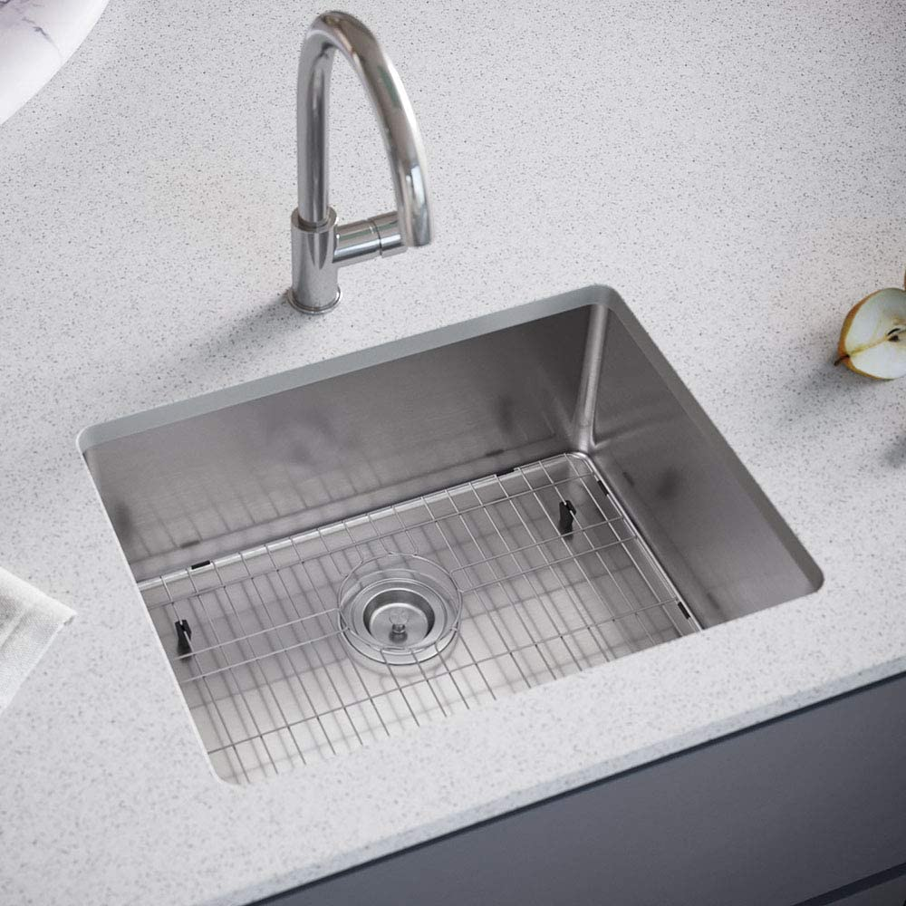Free shipping Recommended MR Direct 1823-16-SLG-ENS Kitchen with Sink Accessories SinkLink