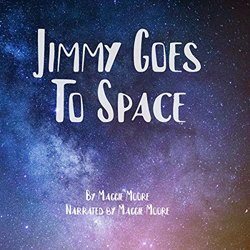Couverture de Jimmy Goes to Space