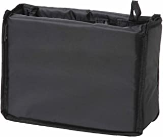 ETSUMI クッションボックスフレキシブルM ブラック E-6122