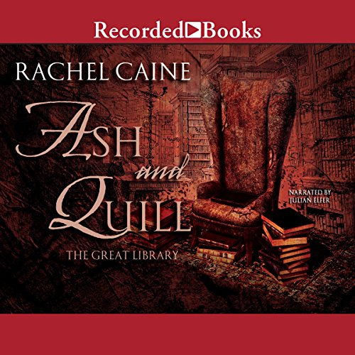 Ash and Quill audiobook cover art