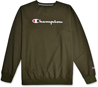Best olive green champion sweatshirt Reviews