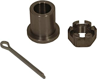 GPRDNA OTK Kit - Single Drivers Side Dana 30 Axle High Steer Kit Flips Tie Rod for More Clearance at Tie Rods Fits Jeep Dana 30 Axles XJ YJ TJ ZJ and More
