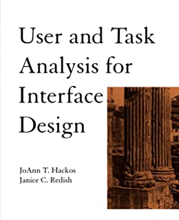 User and Task Analysis for Interface Design