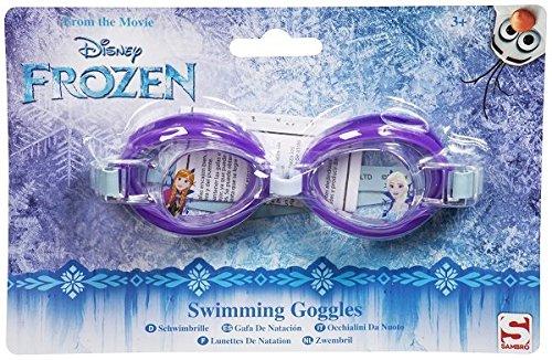 Offizielle Disney Frozen Kids Junior Schwimmbrille