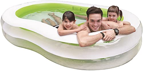 """Jilong Giant Figure Pool - Large Children's Pool, for Children from 6 Years, 94.5"""" x 55"""" x 18.5"""""""