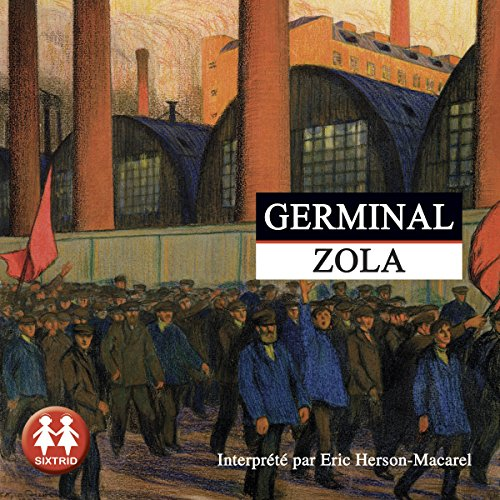 Germinal audiobook cover art