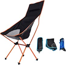 Light Folding Chair Outdoor Folding Chair Portable Leisure Backrest Stool Ultralight Aluminum Alloy Fishing Chair Beach Qu...