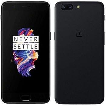 OnePlus 5 64Go Noir