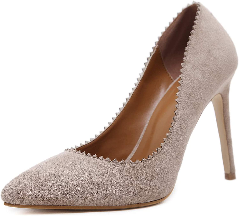 DANDANJIE Frauen Klassische Gericht Schuhe High Heel Schuhe Damen Spring Fashion Schuhe  | Förderung  | Qualität Produkt  | Sonderpreis