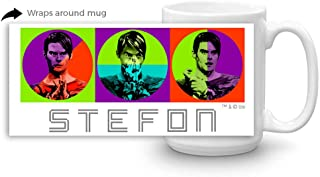 Saturday Night Live Stefon Wrap Around White Mug - 11 oz. - Official Coffee Mug