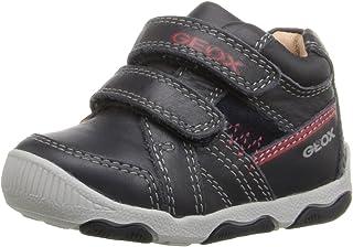 Geox B New Balu' B, Chaussures Bébé Marche Garçon