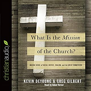 What Is the Mission of the Church? cover art
