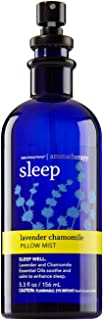 Best bath and body works aromatherapy pillow mist lavender chamomile Reviews