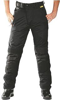 Noir Cordura///élasthanne 34//86 cm Longeur de Jambe 34//86 cm Pantalon Moto imperm/éable Style Cargo L Renforts certif/és CE-1621-1