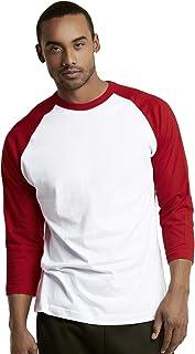پیراهن سه راهی بیس بال Raglan Jersey آستین 3/4 مردانه TOP PRO