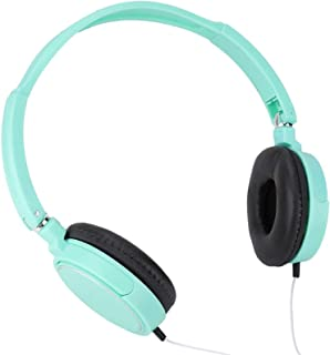 Trådbunden hörlurar hörlurar 3D Surround stereoskopiskt ljud, för att lyssna bra, för sport