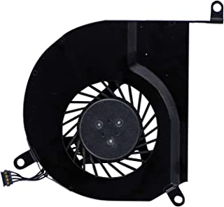 Replacement Left CPU Cooling Fan Compatible with Unibody MacBook Pro 15
