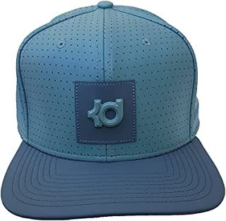 NIKE Men`s KD Perforated Faux Leather Snapback hat