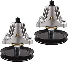 8TEN Deck Spindle Assembly for MTD Cub Cadet 42 Inch Deck XT1-LT42 XT2-LX42 KH KW CYT4220 618-06976 918-06976