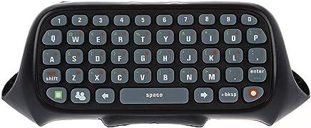 ACAMPTAR Text Chat Messaging Pad Tastiera ChatPad per Live Games Controller Nero - Trova i prezzi più bassi