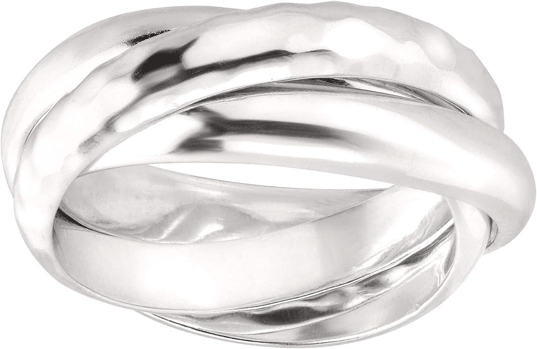 Silpada 'Showtime' Crisscross Ring in Ranking TOP2 Silver Sterling Popular popular