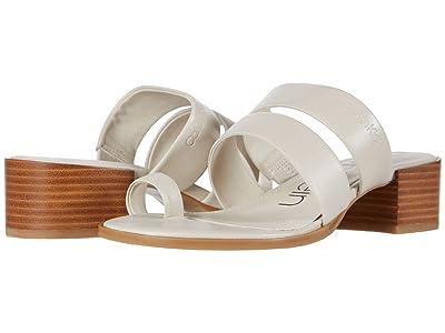 Calvin Klein Peggy (Soft White) High Heels