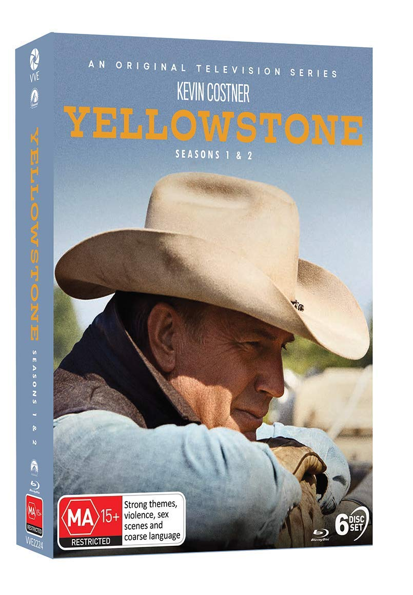 Yellowstone: Seasons Max 46% OFF 1 New product! New type 2