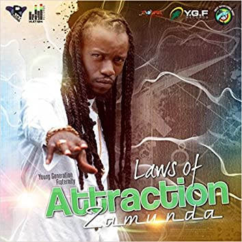 Laws Of Attraction - Single