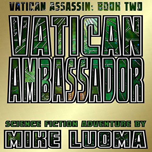 Vatican Ambassador audiobook cover art