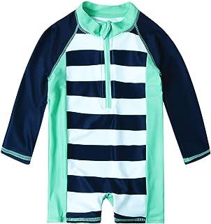 Boys Sunhat 12mo-18mo Boys Swimsuit Boy Rashguard Baby Swimsuit,Swim Shirt Toddler Swimwear Toddler Rash Guard Baby Rash Guard Sunhat