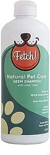 Fetch! Neem Shampoo with Neem, Aloe Vera and Madre de Cacao 500 ml