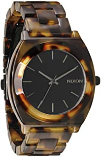 Best nixon black tortoise watch Reviews