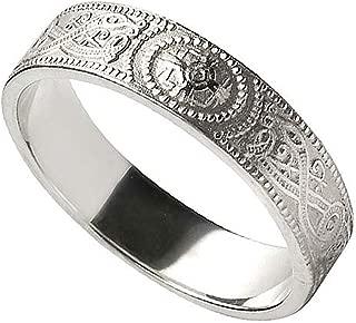 celtic warrior wedding rings