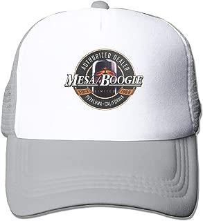 Yearzimn Men&Women Cap Design with Mesa Boogie Mesh Caps Adjustable Unisex