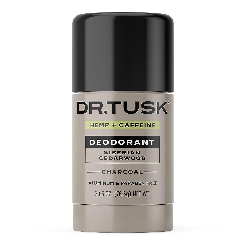Japan's largest Nippon regular agency assortment DR.TUSK Mens Deodorant Natural Aluminum fo Free Antiperspirant