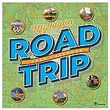 2020 Road Trip: Michigan Wall Calendar