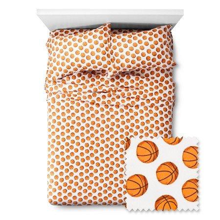 Pillowfort New Basketball Sheet Set Full