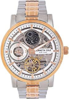 Kenneth Cole Automatic Analog White Dial Men's Watch-KC50917005MN