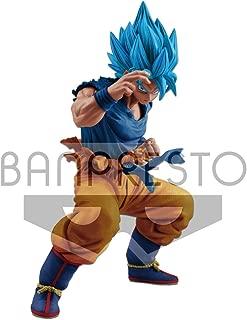 Banpresto 35707 DBS Masterlise Super Saiyan God S.Son Goku (Blue Hair) Figure