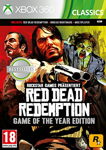 Red Dead Redemption GOTY Classics [AT Pegi] - [Xbox 360]