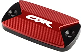 Red Motorcycle Accessories CNC Front Brake Fluid Reservoir Cap CBR600RR CBR650F Hornet CBR 600 F2 F3 F4 F4i CBR 600 600F 929 954 1000 RR