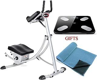 Ohana Abdominal Coaster Max Core Fitness Machine Exercise Equipment for Home