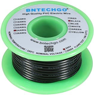 Best 24 awg stranded copper wire Reviews