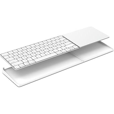 Bestand Soporte para Magic Trackpad 2 (MJ2R2LL/A) y el último teclado mágico de Apple (MLA22LL/A) teclado y trackpad no incluidos (blanco)