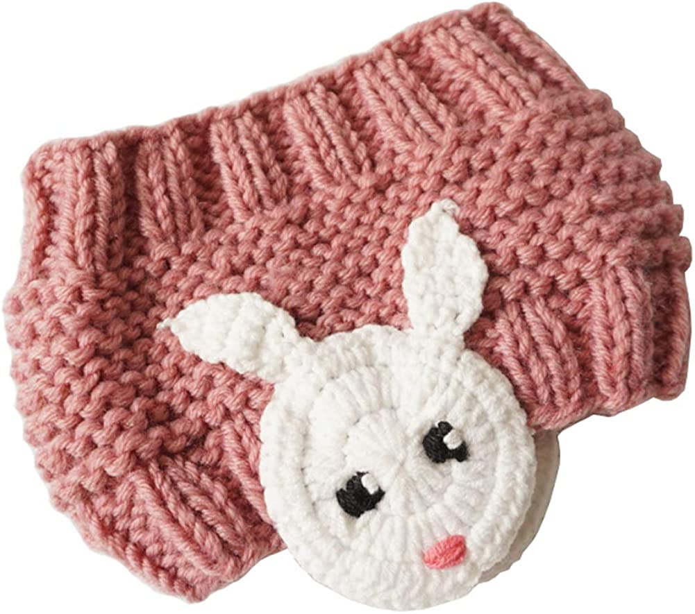 Xinqiao Girls Popular popular Boys Handmade Knit Beanie Translated Cable Animals Cute H Rib