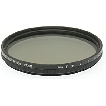 L ND2 to ND400 Variable Neutral Density Filter for Sigma 30mm F1.4 DC HSM Art Green