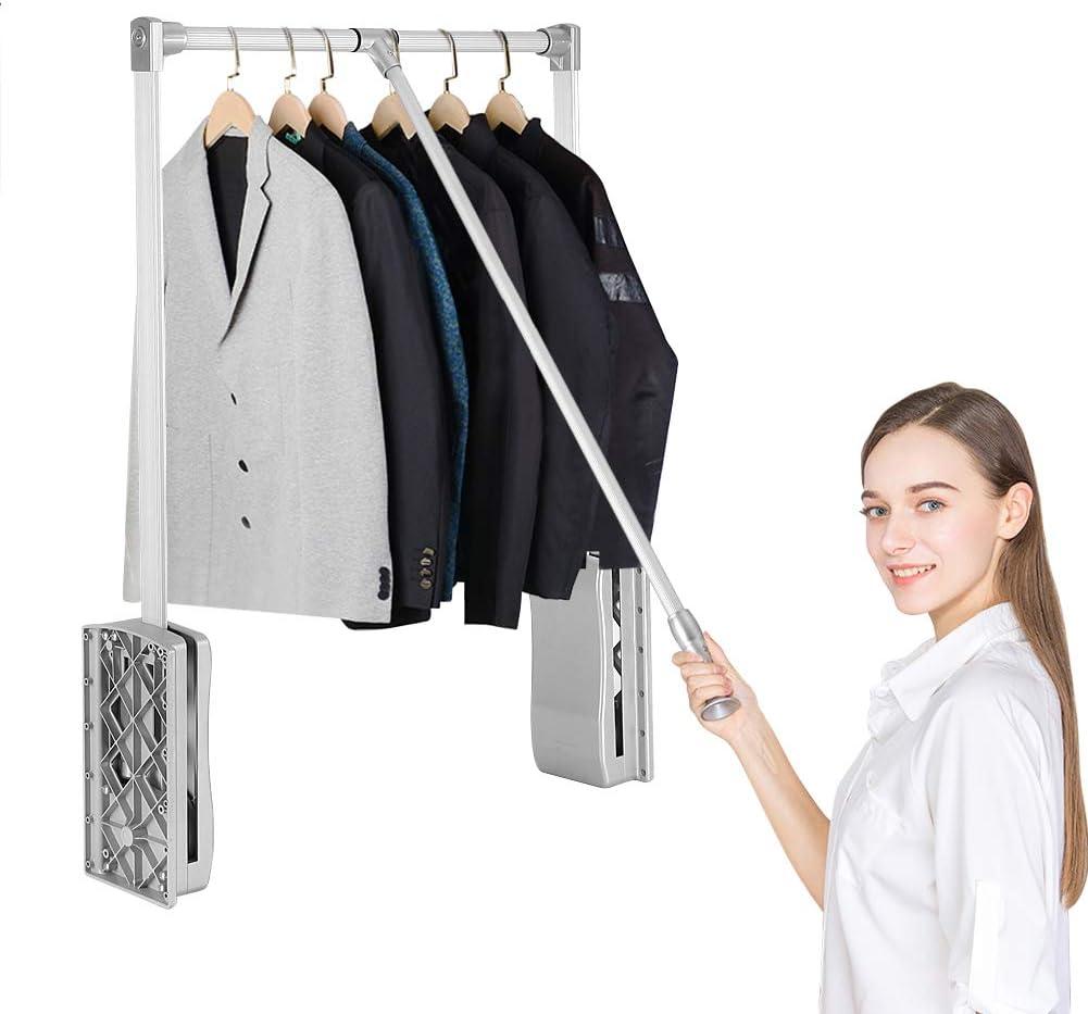 Greensen Pull Down Closet Rod Adjustable Wardrobe Special Campaign Hanger Louisville-Jefferson County Mall