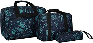 Sewing Machine Carrying Case Tote Bag,Padded Storage Cover Carrying Case with Pockets and Handles ,Canvas,with 3 Pieces, Small,Medium and Big Size