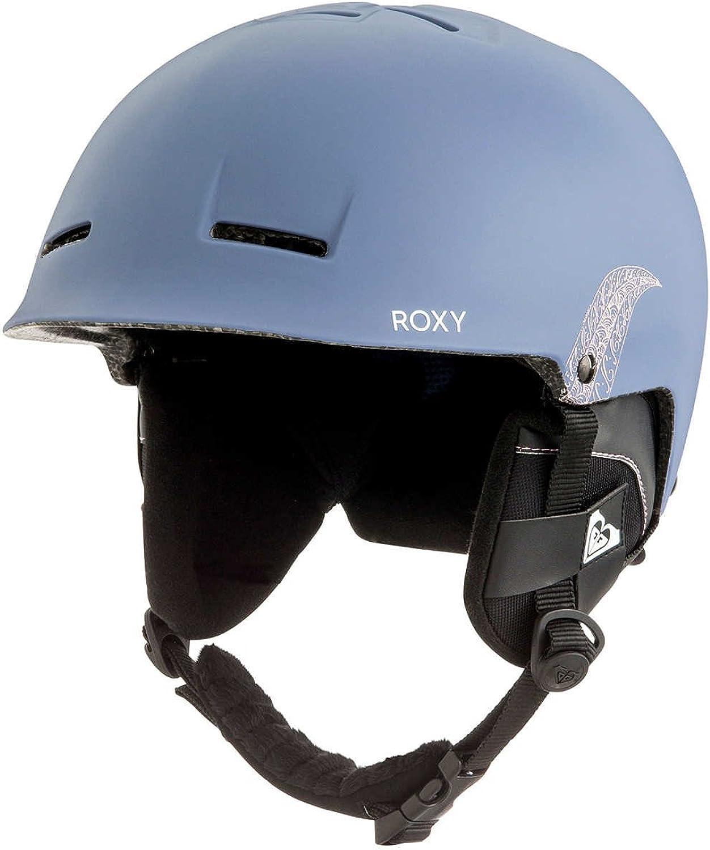 Roxy Avery Womens Ski Helmet Small Crown bluee Queen
