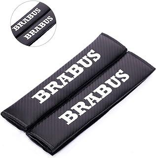Correa de fibra de carbono para todos los automóviles - 2pcs(correa de hombro) (BRABUS)